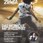 Zumba Plakat2