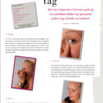 Create Make Up Tipps